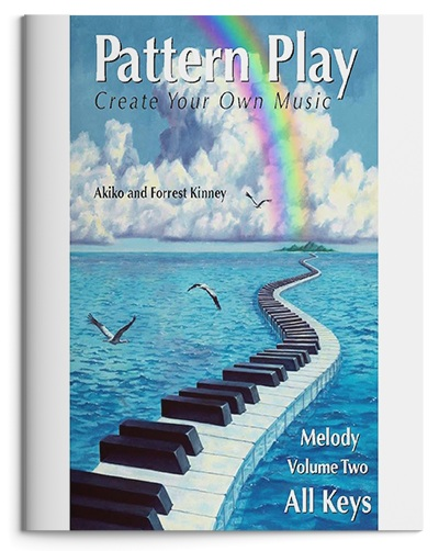 Pattern Play Piano Book Volume Two, Forrest Kinney