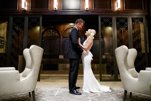 Kansas City Wedding Full of Glamour… - View Here