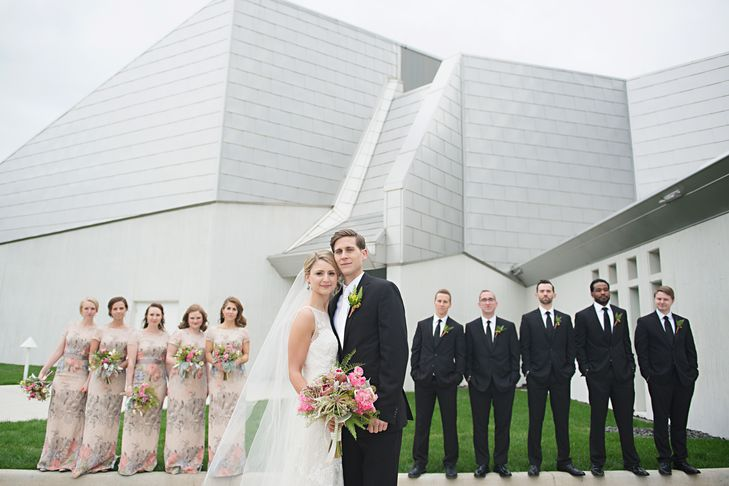 Elegant Wedding with a Modern Twist… - View Here