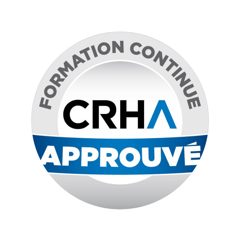 Continuing TRAINING - The Global Summit of Conscious Leadership is certified by the CHRA as an activity accounting for 7 hours of continuing training.