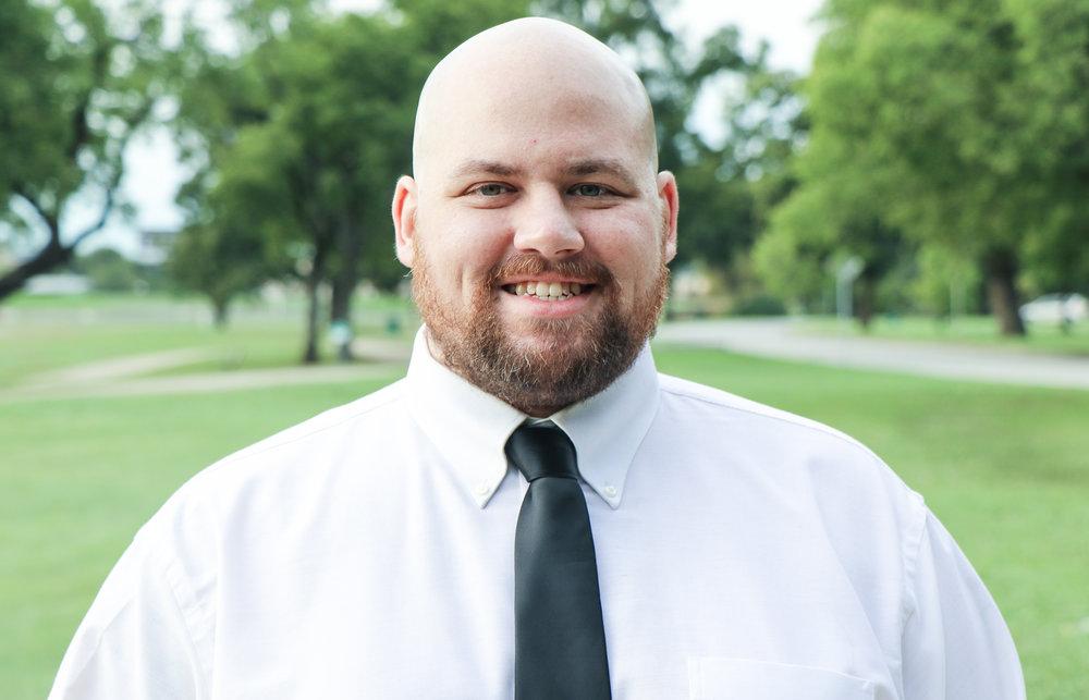 Adam Tittle   Digital Coordinator