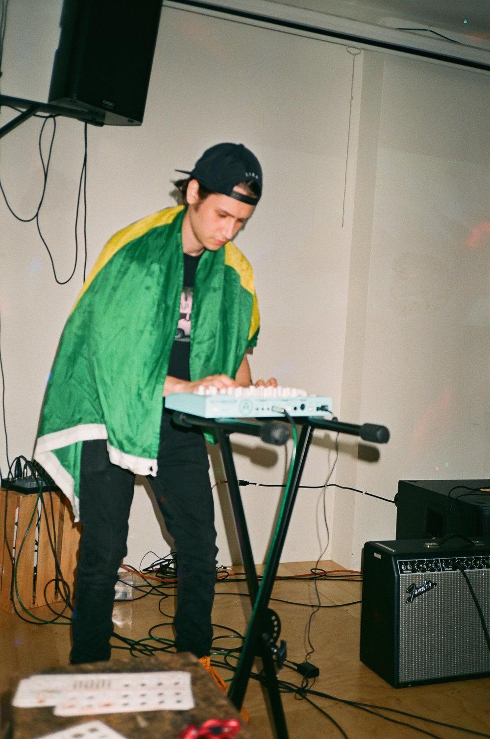 Tristan - synth - bass - vocals