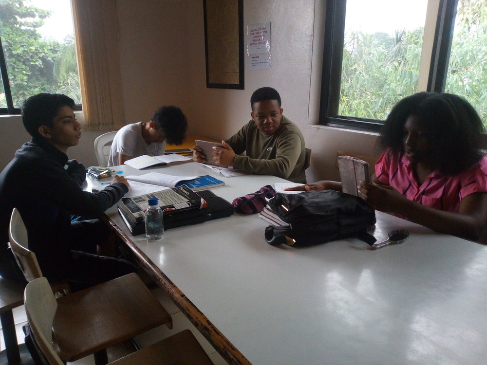 10th grade study hall