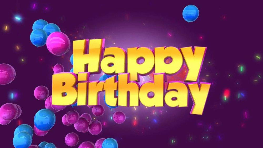 MARCH BIRTHDAYS! - 9 Nitansha / Tioluwa11 Yisrael / Zachary12 Tofe / Kalp13 Oba / Morife15 Ini A.17 Mrs. Paul