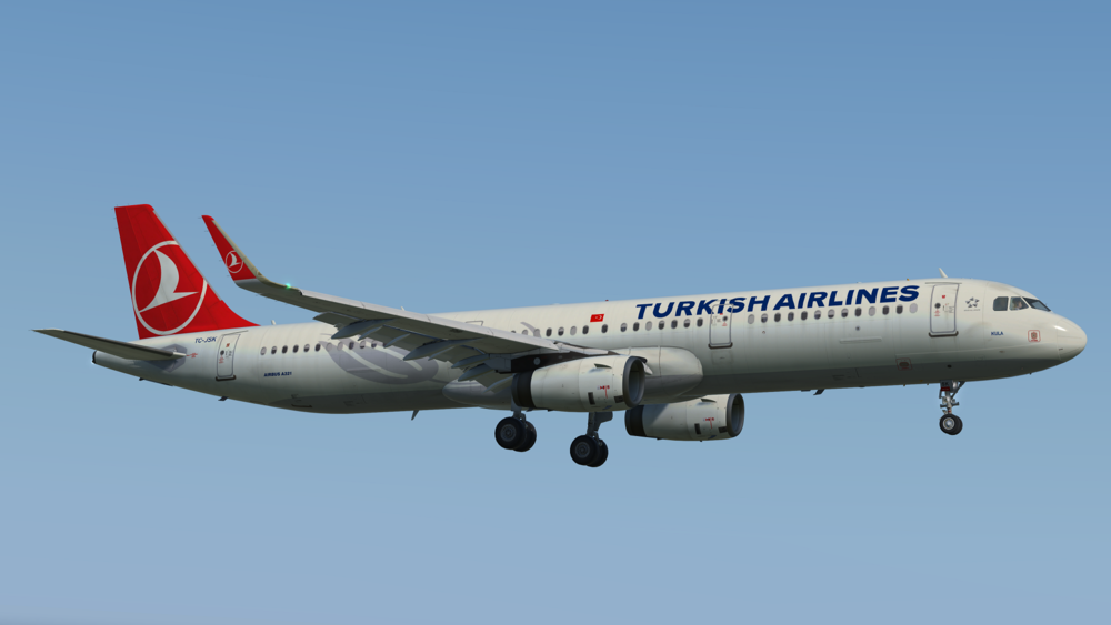 Aerosoft Airbus Professional - Click the download button to start downloading the Reflection Profiles for the Aerosoft Airbus A318, A319, A320, and A321.