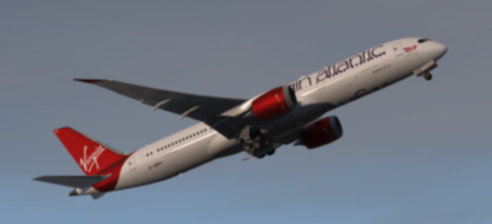 QualityWings 787 -