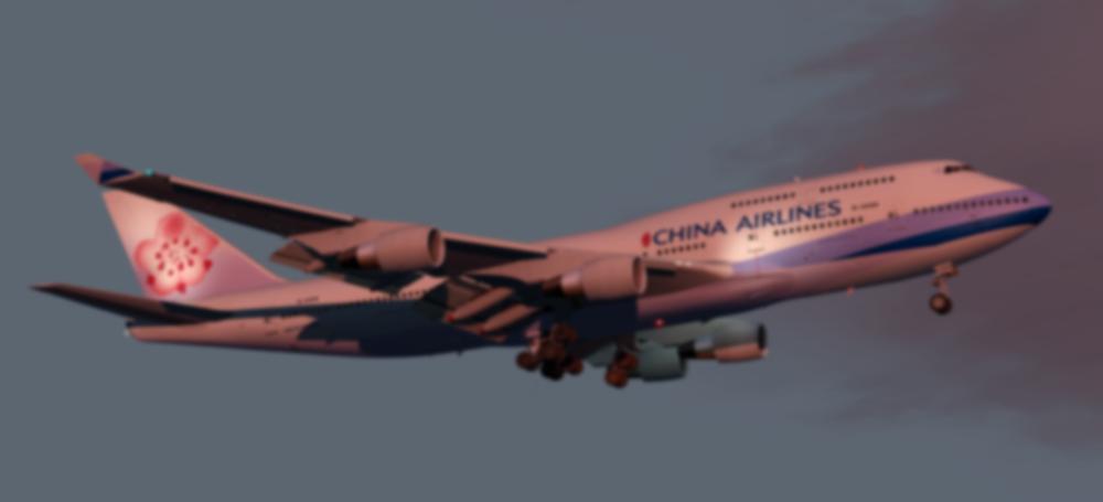 PMDG 747 -