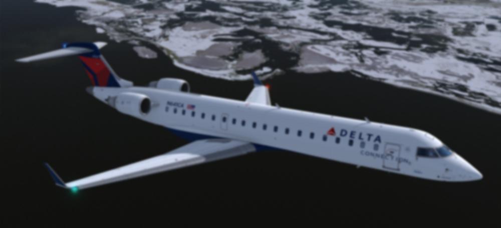 Aerosoft CRJ -
