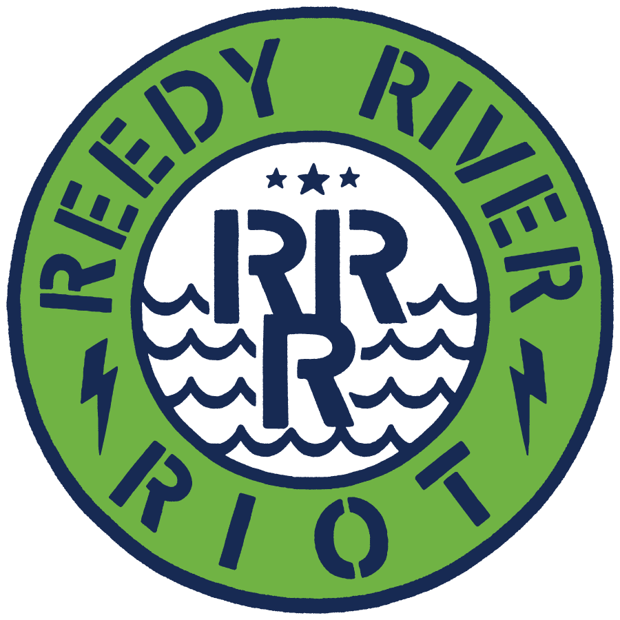 Reedy River Riot | #Jointheriot