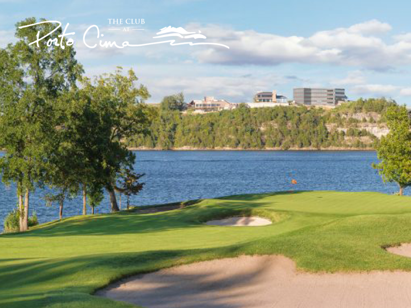Sunrise Beach, MO | Private CLub | #5 Ranked course in Missouri - The Club at Porto CIMATuesday, JULY 23rd$160