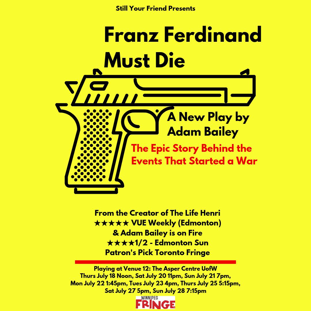 Franz Ferdinand Must Die