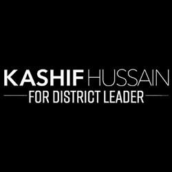 Kashif Hussain for District Leader