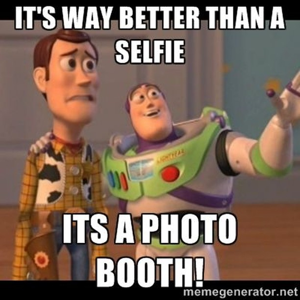 One of the most convenient features of our photo booth is that it has a mirrored surface, so you can make all those pre-photo hair and posing adjustments prior to having your photo taken. Don't sweat it - even if you mess up, you can always hit that retake button! Up your mirror selfie game with Off The Wall Fotobooth.⠀ #otwfotobooth #victoriabuzz #photobooth #offthewallfotobooth #events #funtimes #local #victoriaevents #selfie