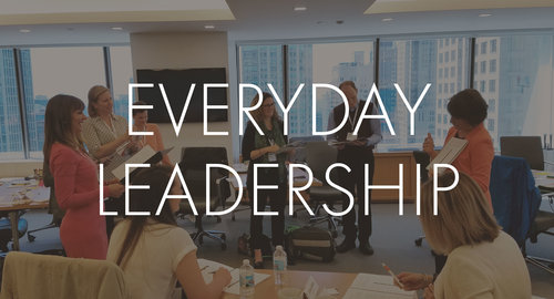 15Be Everyday Leading Workshops