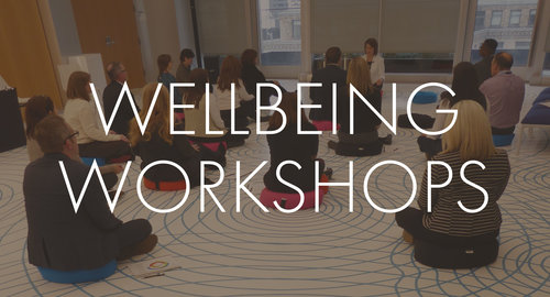 15Be Wellbeing Workshop