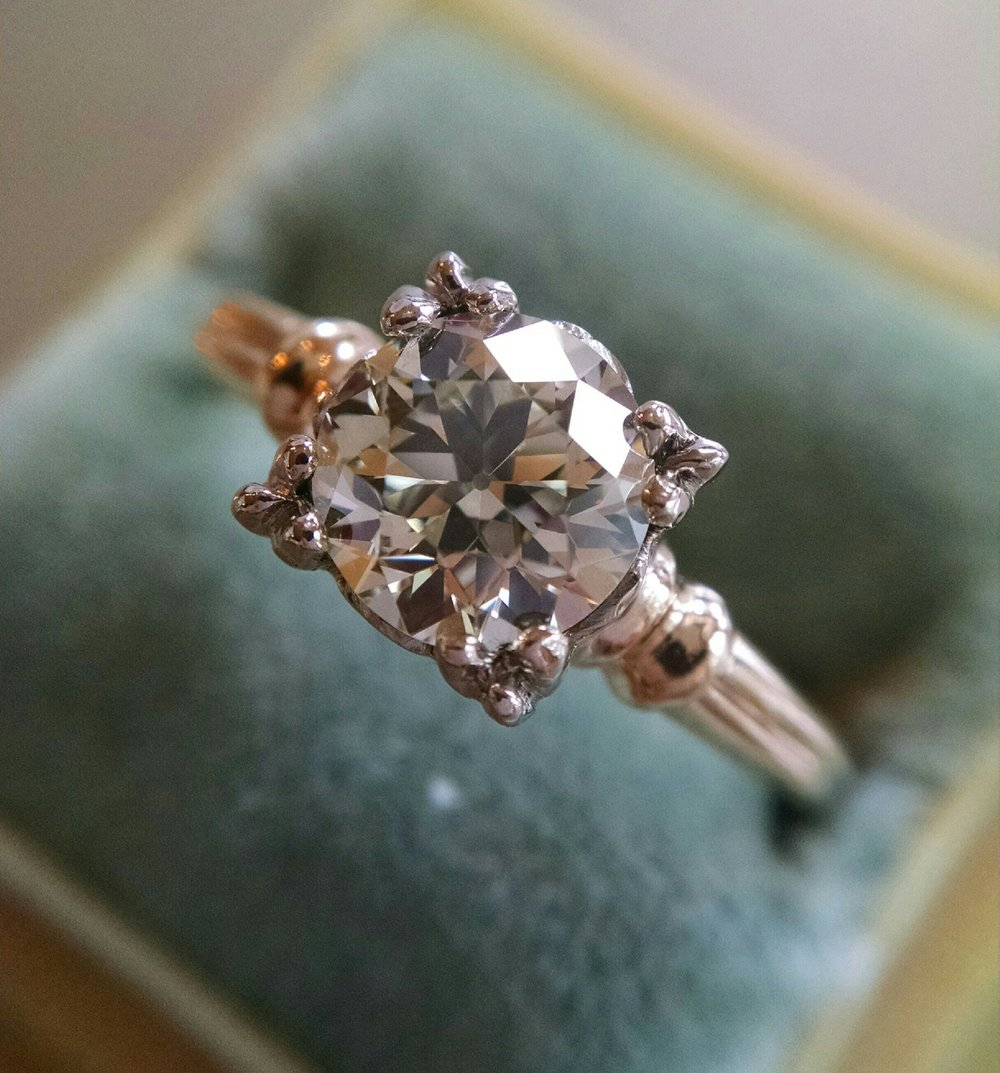 1940's Classic Engagement Ring