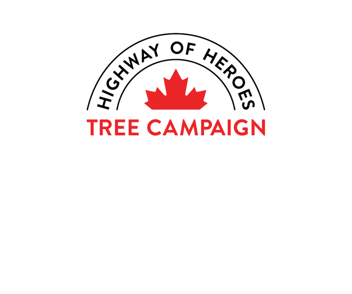 Highway of Heroes Tree Campaign