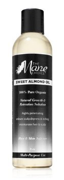The Mane Choice Pure Sweet Almond Oil