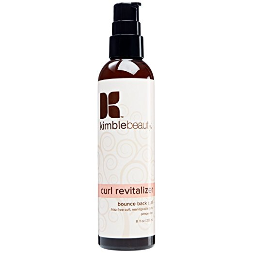 Kimblebeauty Bounce Back Curl Revitalizer