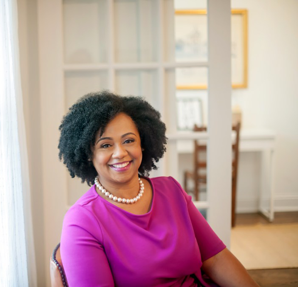 Dr. Joy Harden Bradford, Image Credit:  Therapy for Black Girls