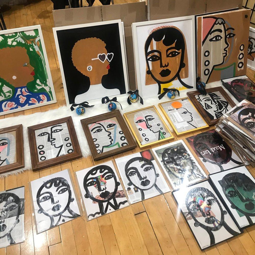 Episode 1 - Becoming a Full-Time Artist (w/ Natalie Osborne)