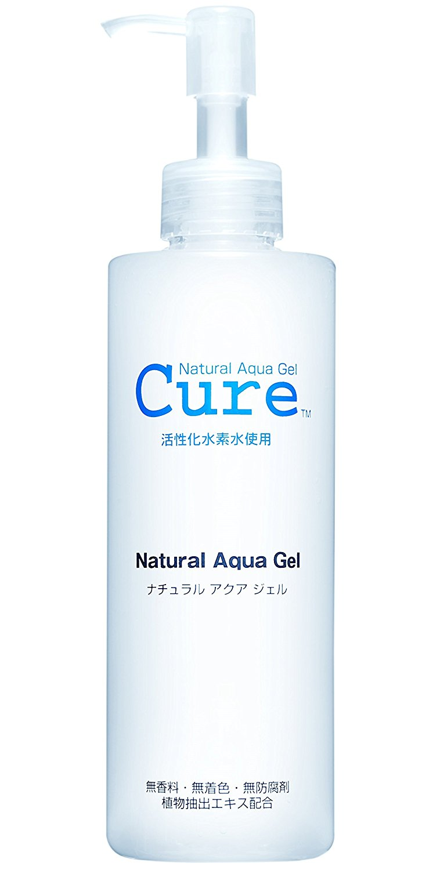 Cure Natural Aqua Gel 250ml - Photo courtesy of Amazon.
