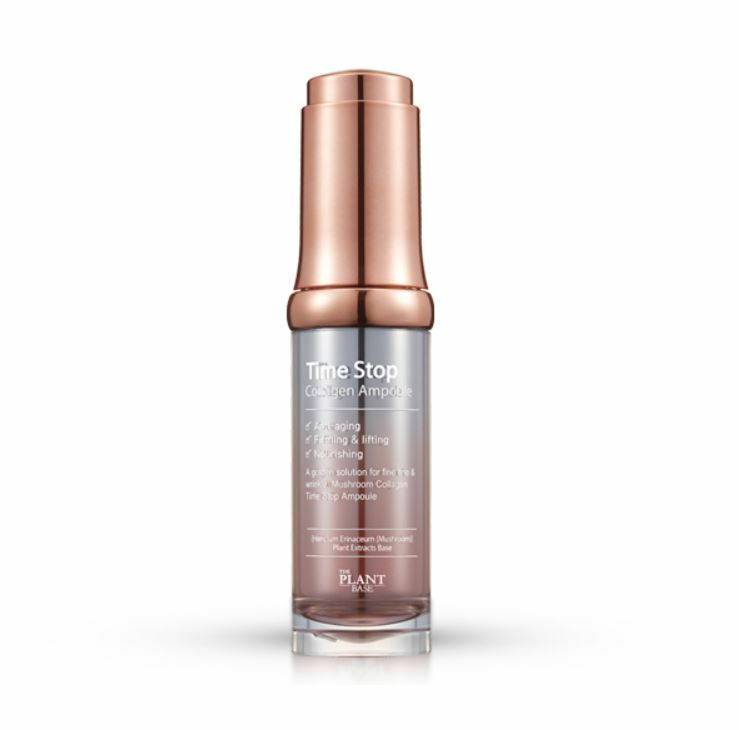 [THE PLANT BASE] Time Stop Collagen Ampoule 20ml - Photo courtesy of eBay.