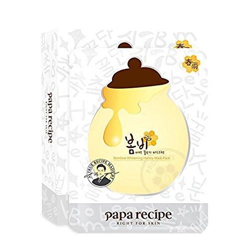 Papa Recipe Bombee Whitening Honey Mask Pack - Photo courtesy of Amazon.