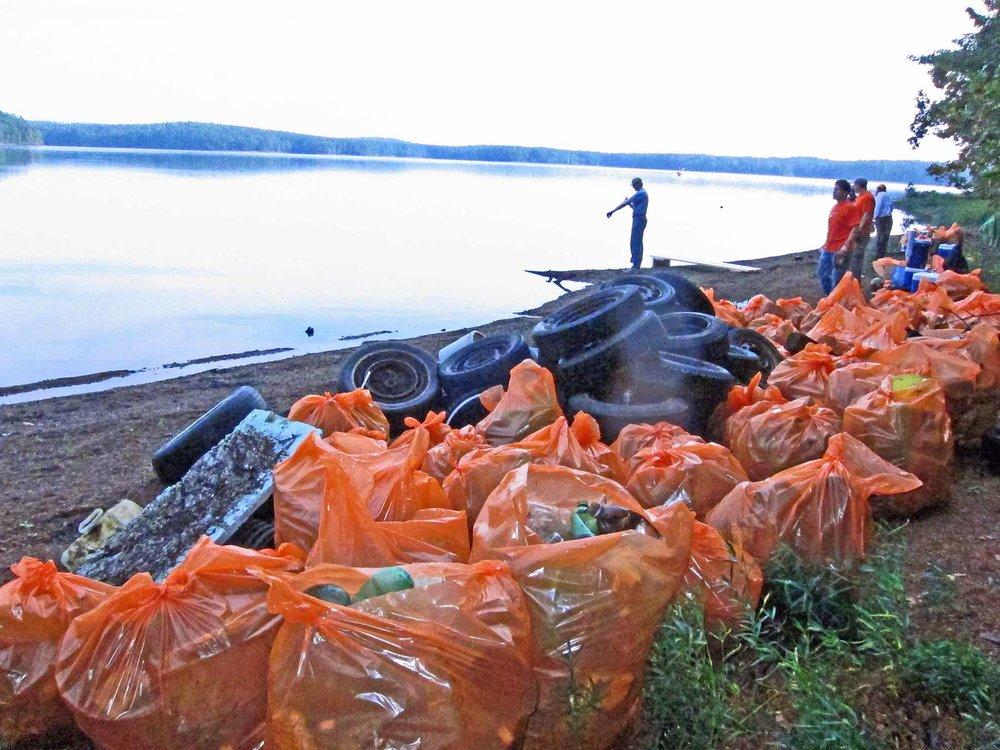 Clean Jordan Lake is a registered 501(c)(3) organization. -