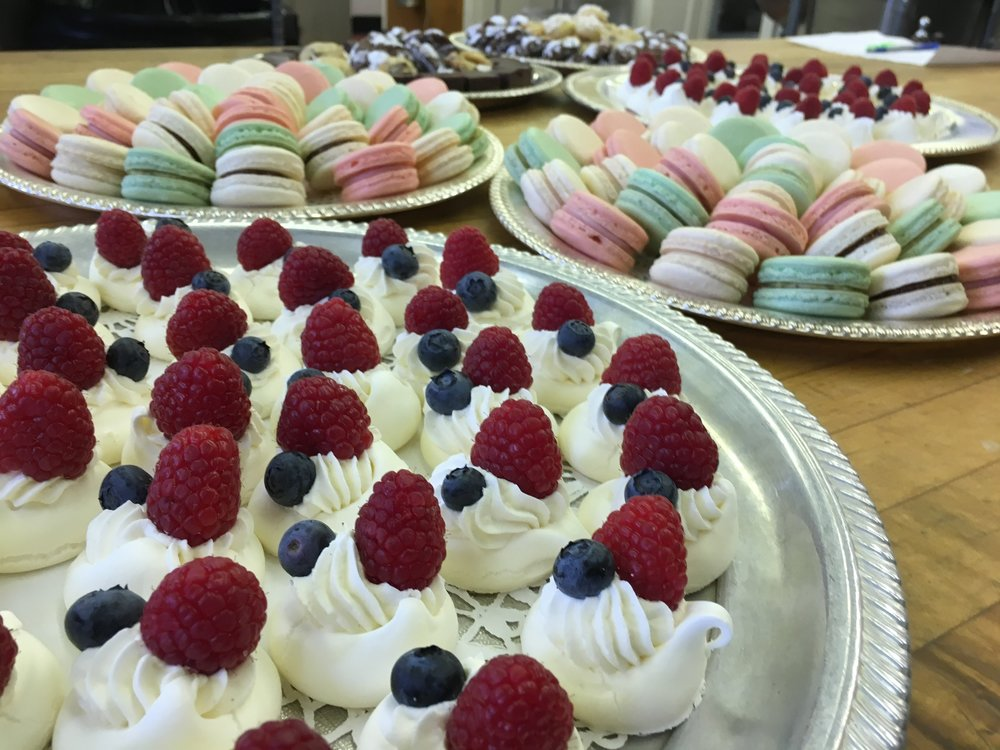 Special Orders - If you have any idea for pastries, please give us request. For example, American cheesecake, Japanese cheesecakes, pies, tarts, choux, cookies, mouse cakes, pavlovas, french macaroons, and more!