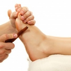 Thai Foot Massage -