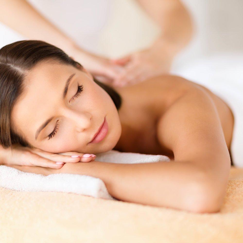 swedish massage -