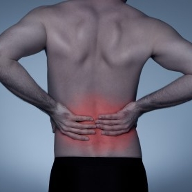 Sore Lower Back -