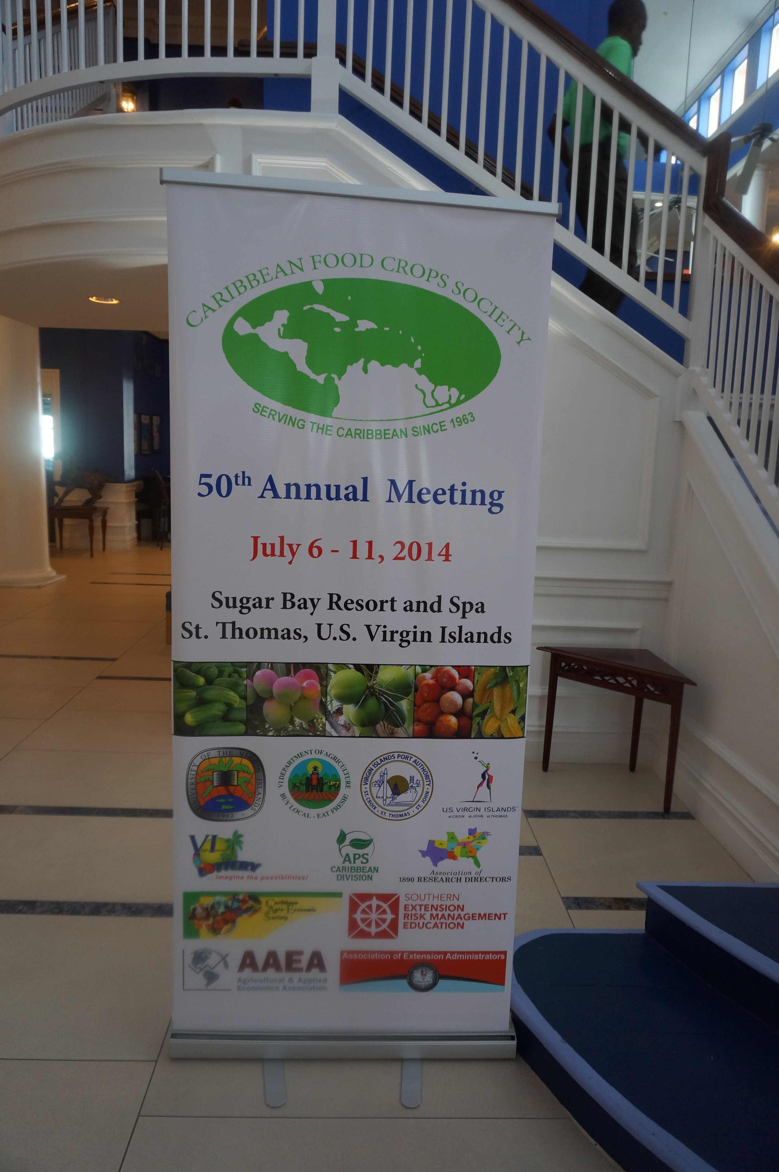50 Annual Meeting, St  Thomas — CFCS