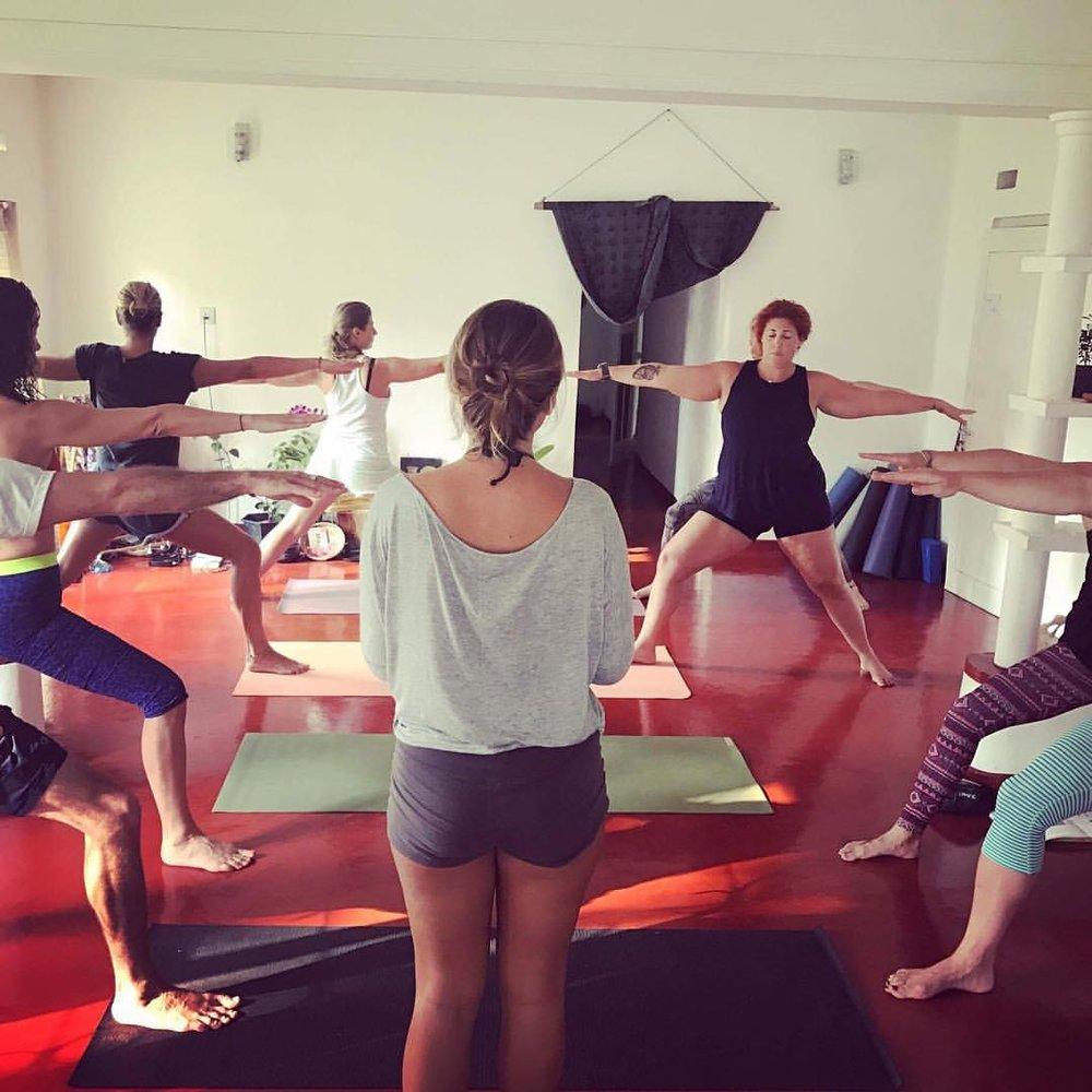 Yoga Teacher Training with Cailin Callahan
