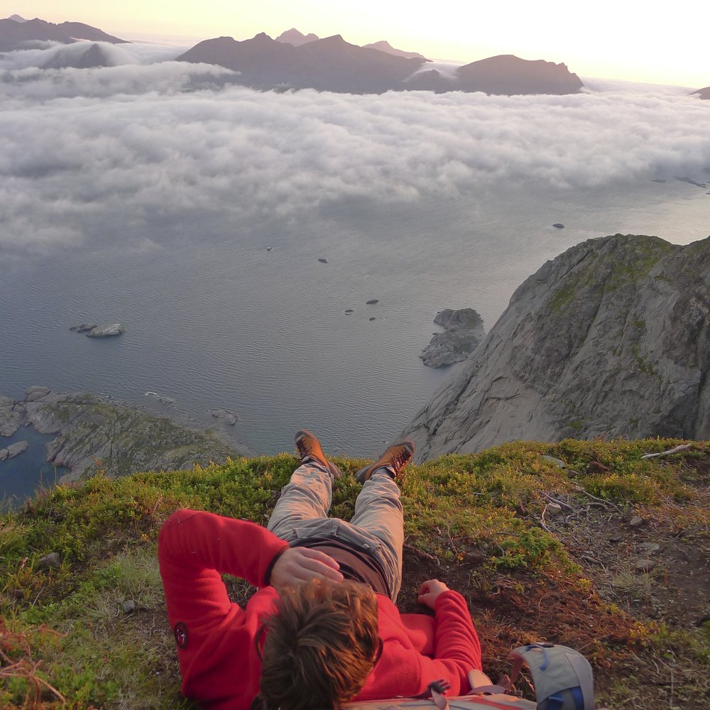 Hiking Trips - Join our hiking trips in Lofoten