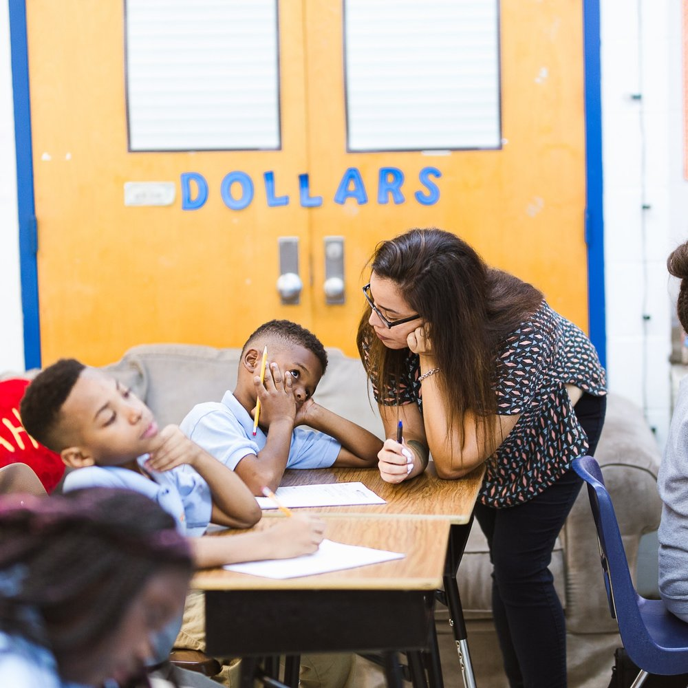 Teacher Leader - A program for KIPP teachers to develop the leadership skills and competencies needed to be successful in new roles such as grade level chair, department chair, and Saturday school coordinator.
