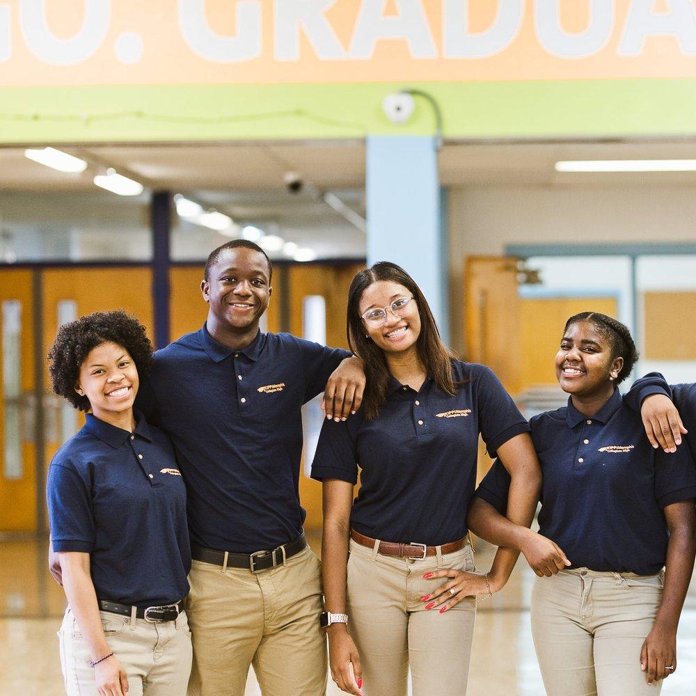 Student Ambassadors -