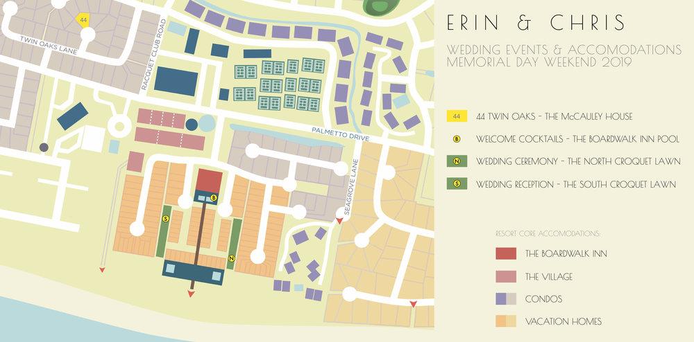 Accommodations — Erin & Chris