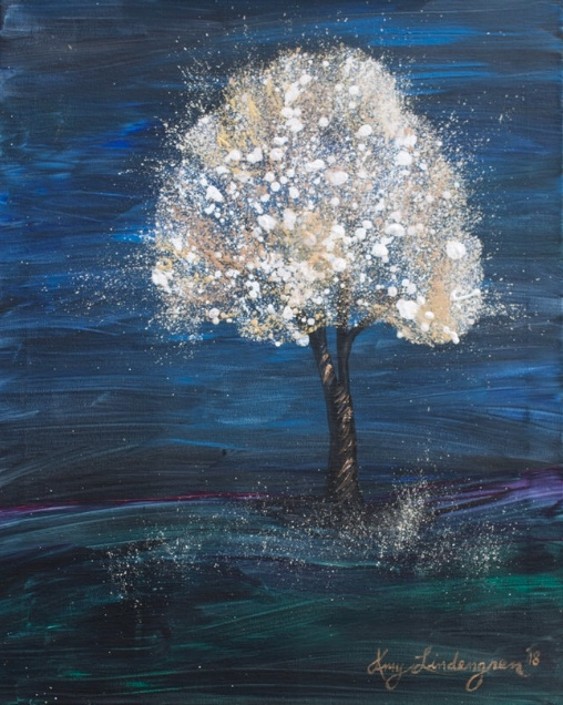 Spring Splatterpaint Tree - Sunday May 5th 6-8 p.m. Island Alliance ChurchJoin A and A Art for a ladies paint night where we lead you through this beautiful and fun painting. We will finish the project with our signature splatter paint technique! Tickets on sale for $25 each until April 30th!