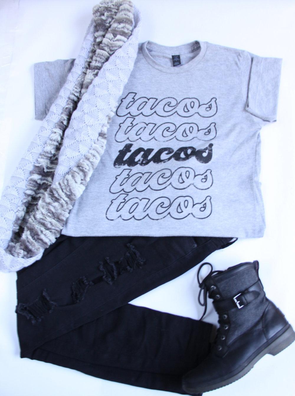 Tacos Tee