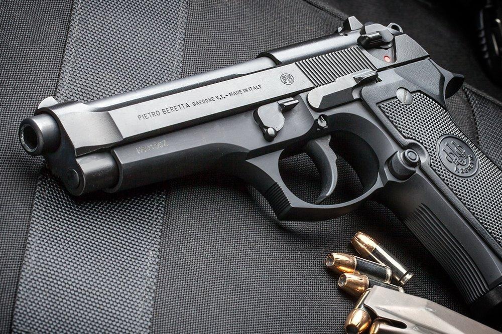 Beretta M92 Pistol(American Army Issue) -