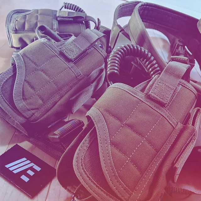 Hit the range and test yourself. What range necessities do you make sure to have when headed out? #echeloninternational #holster #tactical #rangeday @condor_outdoor @herooutdoors