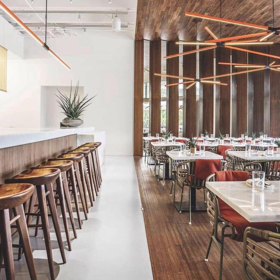 Plant - A Raw Vegan restaurant Located In Wynwood, Miami. New Branding and Website Design