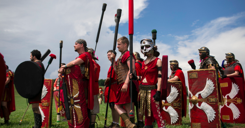 Among Cries On The Medieval Battlefield: 'Me Too' - At Ragnarok, one of America's most popular fantasy combat events, women face the greatest threats off the battlefield.