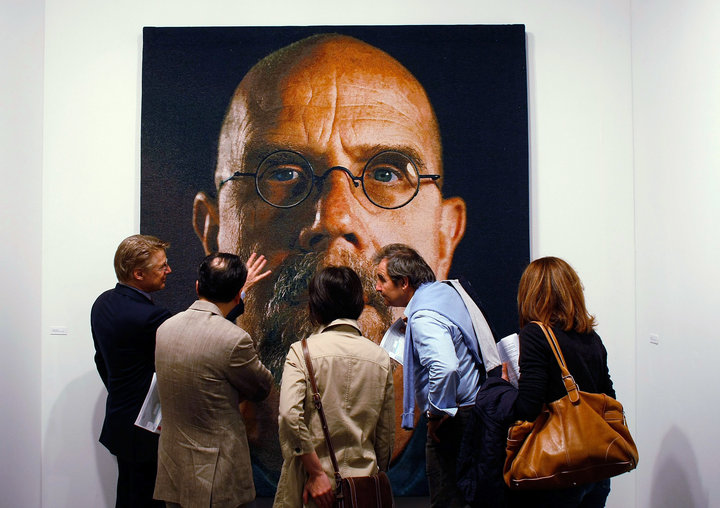 Chuck Close Prompts The Art World To Reckon With Centuries Of Gender Imbalance - After HuffPost first reported on allegations of sexual harassment against the artist, museums around the world are left pondering what to do with his work.