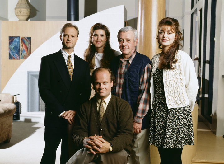 Why Frasier Is The TV Daddy To Every Millennial Manboy - All hail the opera-loving gentleman who made the patriarchy look sensitive.