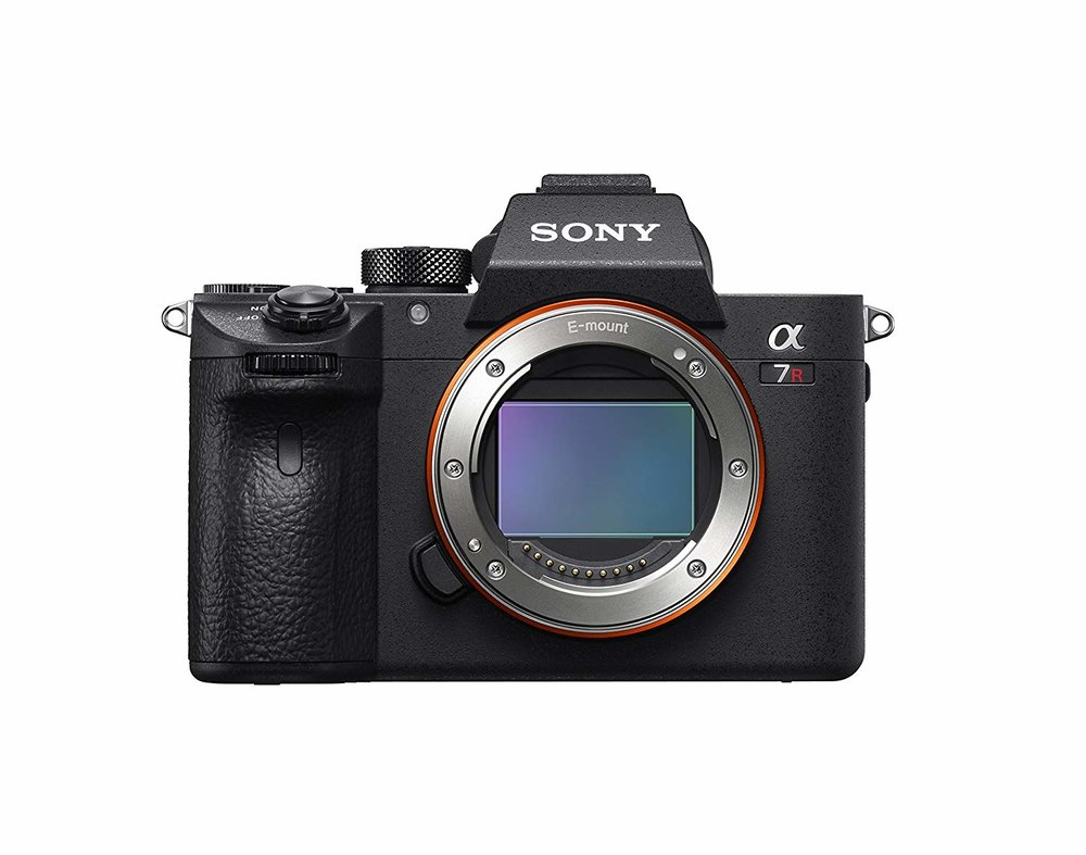 Sony a7R III 42.4MP Full-frame Mirrorless Camera Body - The newest member of the family
