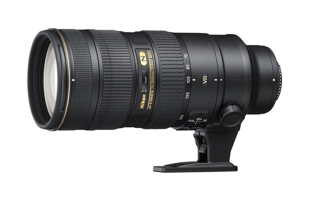 Nikon 70-200mm f/2.8G ED VR II AF-S - Love that sharp ZOOM