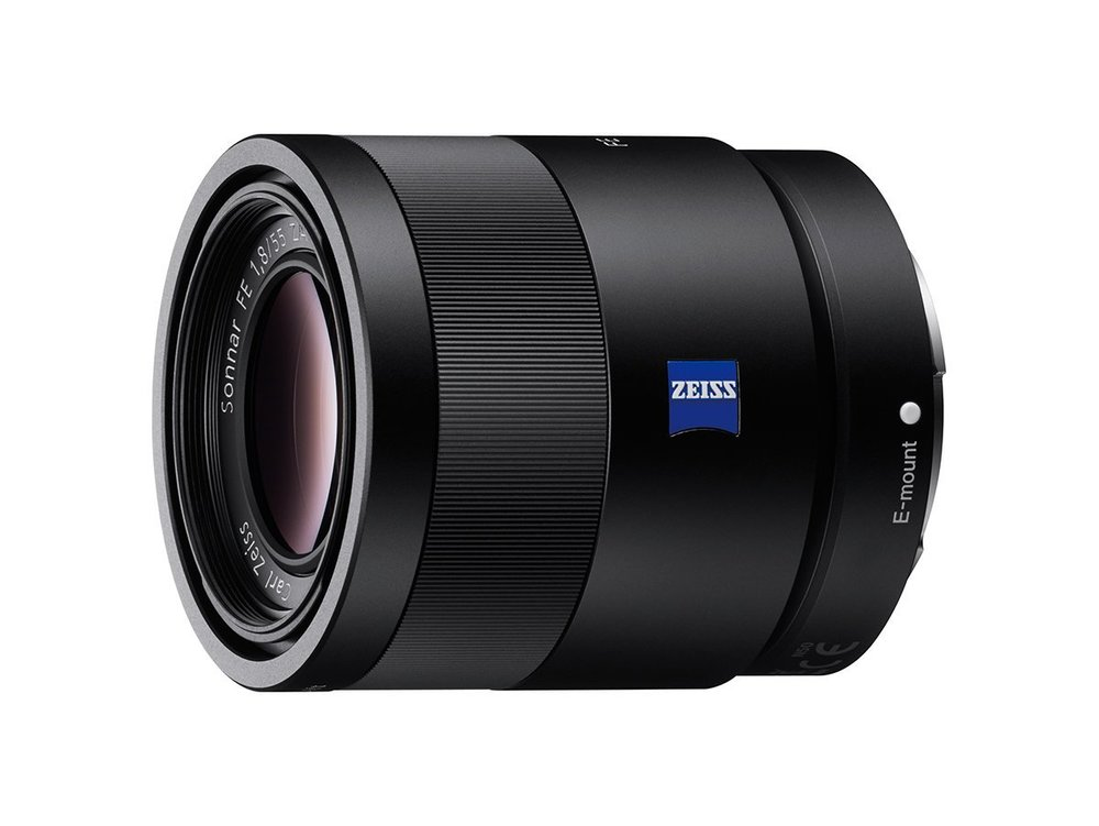 Sony 55mm F1.8 Sonnar T FE ZA - The sharpest fifty